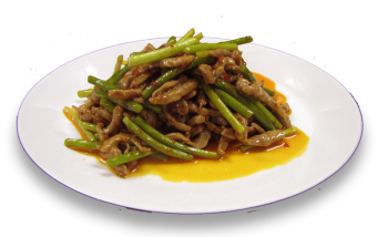 Pork-slivers-with-garlic-sprouts